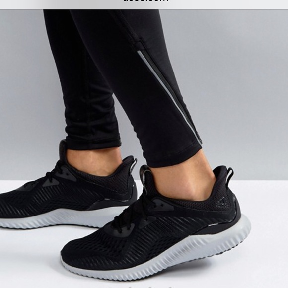 31ecfd63855bb New Adidas Leather AlphaBounce M 11.5 alpha